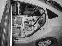 Cuerpo de un coche Fotografía de archivo libre de regalías