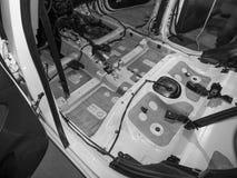 Cuerpo de un coche Imagen de archivo libre de regalías