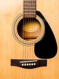 Cuerpo de una guitarra Fotos de archivo