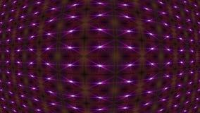Cuerpo geom?trico abstracto del fondo en el centro almacen de video