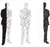 Cuerpo humano Imagenes de archivo