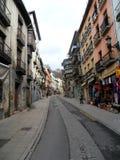 Cuesta de Gomerez-Granada-Andalusia-Spanien-Europa Royaltyfria Foton