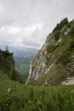 Cuesta de montaña Imagen de archivo
