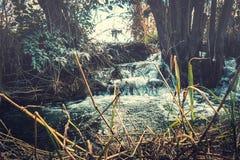 Cuesta del agua Imagen de archivo libre de regalías
