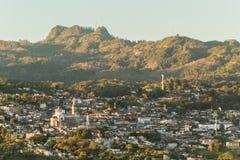 Cuetzalan, Puebla Royalty-vrije Stock Afbeeldingen