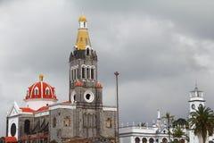 Cuetzalan town I Royalty Free Stock Photography