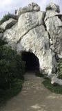 Cueva Imágenes de archivo libres de regalías