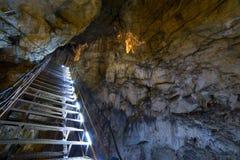 Cueva Fotos de archivo libres de regalías