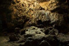 Cueva imagen de archivo libre de regalías