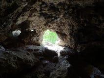 cueva Foto de archivo