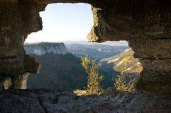 Cueva Imagen de archivo