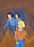 Cueva 2 Imagen de archivo