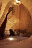 Cueva Fotografía de archivo libre de regalías