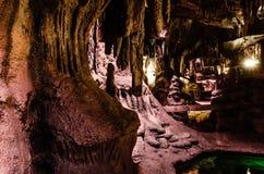 Cueva/caverna fotos de archivo