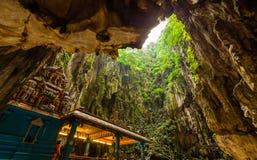 Cueva de Batu imagen de archivo libre de regalías