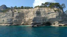 Cueva de Beldibi almacen de video