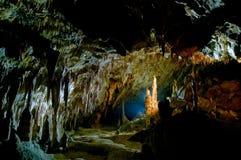 Cueva de Comarnic Fotos de archivo libres de regalías
