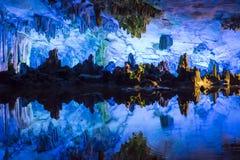 Cueva de Dripstone Foto de archivo