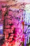 Cueva de Dripstone Imagenes de archivo