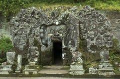 Cueva de Elefant, bali Fotografía de archivo libre de regalías