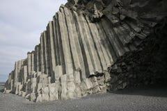 Cueva de Halsanefshellir Foto de archivo libre de regalías