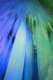 Cueva de hielo de los diez milésimos Foto de archivo libre de regalías