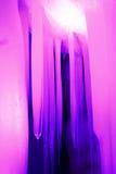 Cueva de hielo de los diez milésimos Imagen de archivo