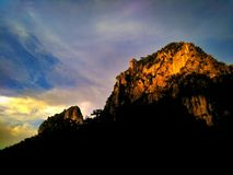 Cueva de JaoRam Fotos de archivo