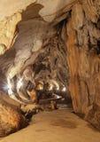 Cueva de Jung en el vieng del vang, Laos Imagen de archivo