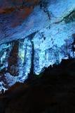 Cueva de lámina guilin de la flauta Fotos de archivo libres de regalías