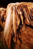 Cueva de la estalactita Imagenes de archivo