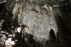 Cueva de la estalactita de Arta Majorca Spain Foto de archivo