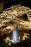 Cueva de la libertad Imagen de archivo libre de regalías