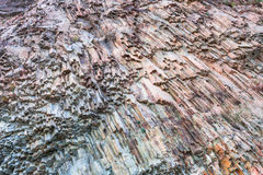 Cueva de la montaña Fotografía de archivo libre de regalías