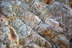 Cueva de la montaña Foto de archivo