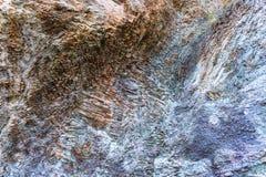 Cueva de la montaña Foto de archivo libre de regalías