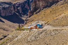 Cueva de Las Manos, Patagonia, Argentinien Stockfoto