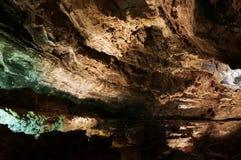 cueva de los verdes Стоковые Изображения RF