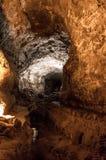 Cueva de los Verdes Fotos de archivo