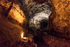Cueva de los Verdes Royalty Free Stock Photography