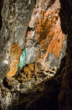 Cueva de los Verdes Royalty Free Stock Images