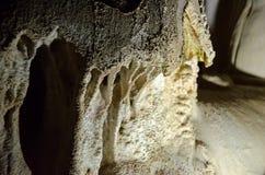 Cueva de mármol crimea fotografía de archivo libre de regalías
