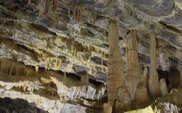 Cueva de Minnetonka de las columnas Imagen de archivo