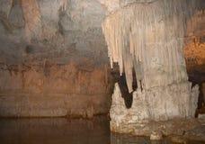 Cueva de Nettuno Fotografía de archivo