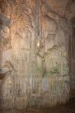 Cueva de Nettuno Fotografía de archivo libre de regalías