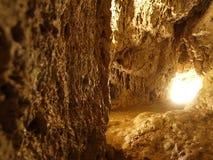 Cueva de piedra Imágenes de archivo libres de regalías