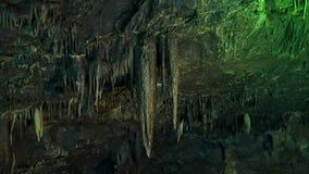 Cueva de PROMETHEUS - la cueva más grande de Georgia metrajes