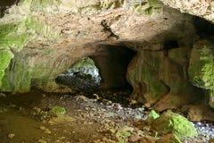 Cueva de Sesalacka Foto de archivo libre de regalías