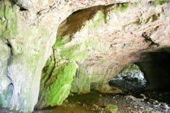 Cueva de Sesalacka Imagenes de archivo