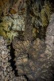 Cueva de Uhlovitsa Fotografía de archivo